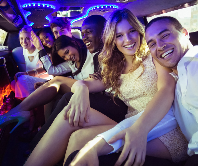 Party Limousine Hire Mansfield