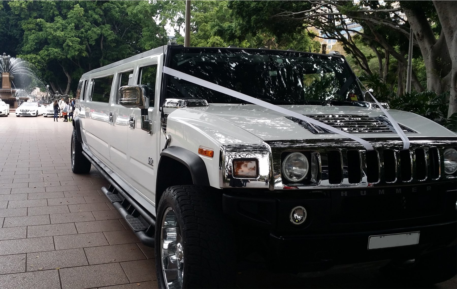 Hummer Limo Hire East Midlands