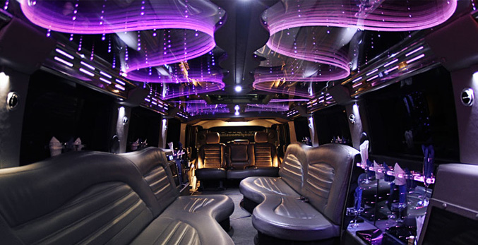 16 seater limo hireNottingham