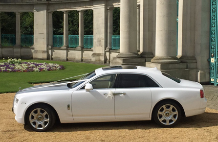 Rolls-Royce Ghost Hire