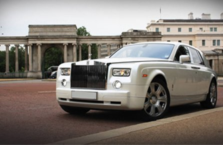 Rolls-Royce Phantom Hire