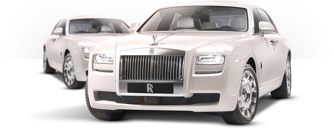 Rolls-Royce Phantom Hire Nottingham