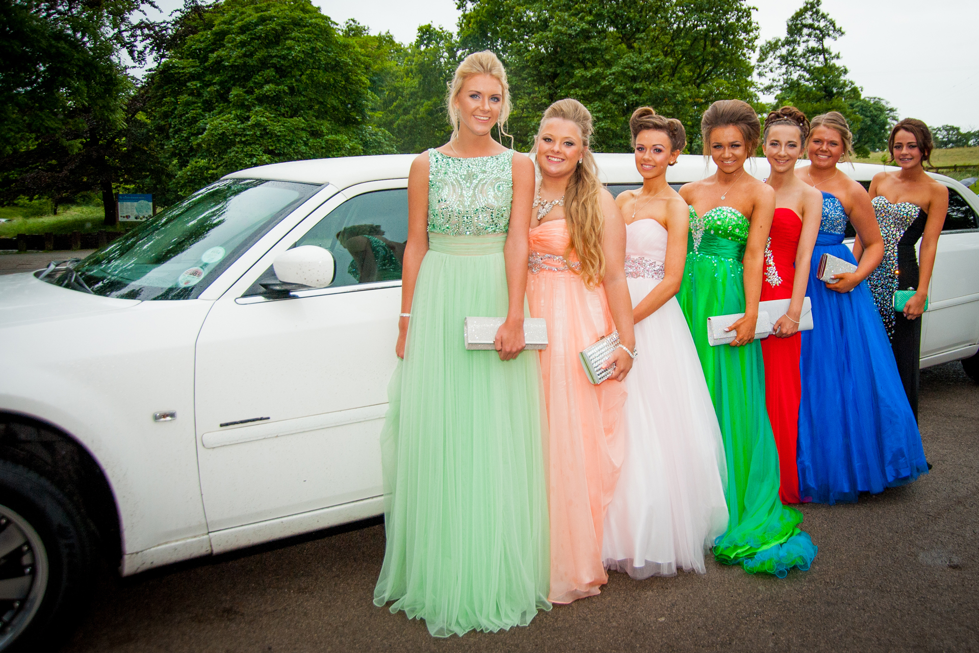 Prom Limo Hire East Midlands